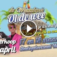 de Wannebiezz - Ol de wee 2017 - Promo