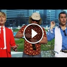 de Wannebiezz - Als je 't geluk zoekt - Officiële videoclip